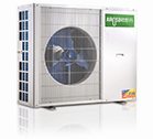 Air Source Heating & Cooling Heat Pump