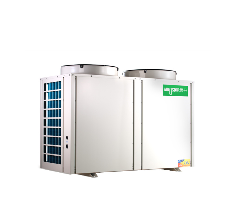 AIROSD 18kw heat pump water heater for hospital, shool, hotel