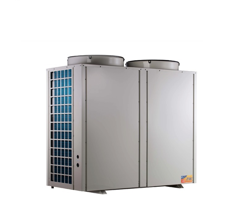 60 degre hot water 45kw KFXY-045UCII water heater heat pump with water tank